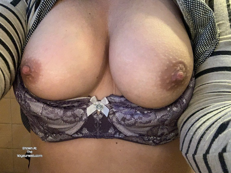 Pic #1 Large tits of my wife - Anastasia