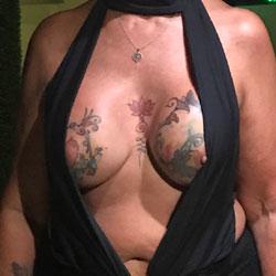 My Big Tatted Tits - Big Tits, Mature, Amateur, Tattoos