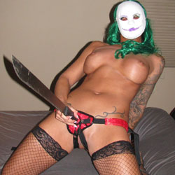 Halloween Fun 2 - Nude Girls, Big Tits, Amateur, Tattoos