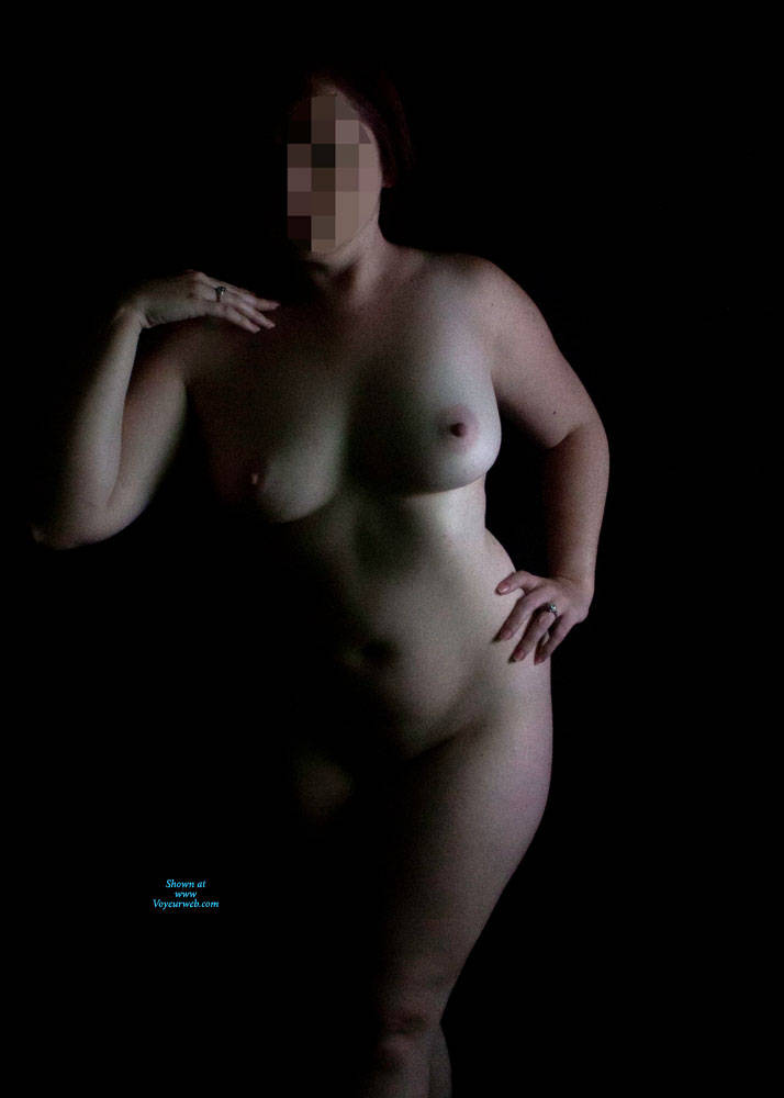 Pic #1 Low Light Photos Of Curvy Wife - Nude Wives, Big Tits, Amateur