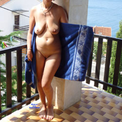 One Day - Nude Wives, Big Tits, Mature, Outdoors, Amateur