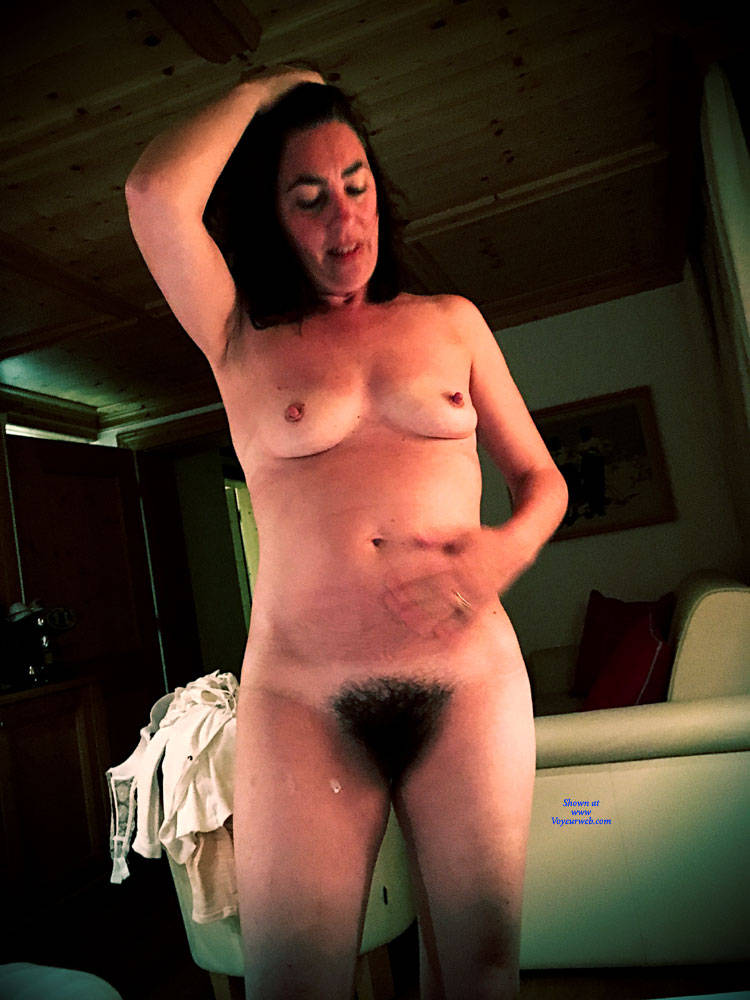 Pic #1 All Of B - Nude Girls, Brunette, Bush Or Hairy, Amateur