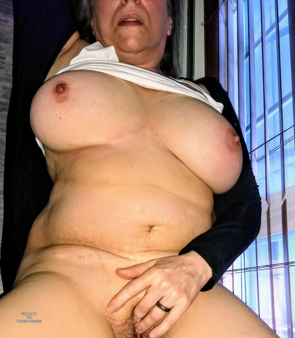 Pic #1 My large tits - 32ddd
