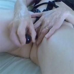 Single Pleasure Doubled - Masturbation, Toys, Shaved, Amateur, Women Using Dildos