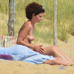 On The Beach In France - Same Girl