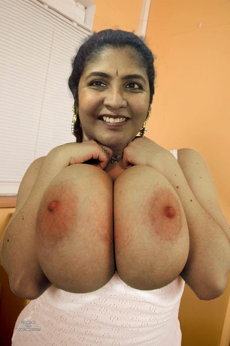 Sucking Huge Lactating Tits