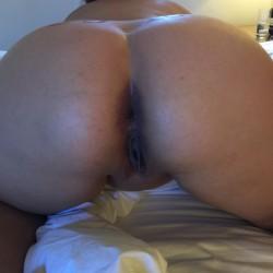 My girlfriend's ass - Melissa's Ass