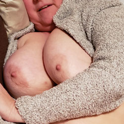 My Jiggly Wife Nude - Big Tits, Mature, Wife/wives, Shaved, Amateur