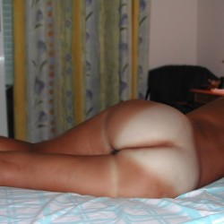 My wife's ass - Mapis