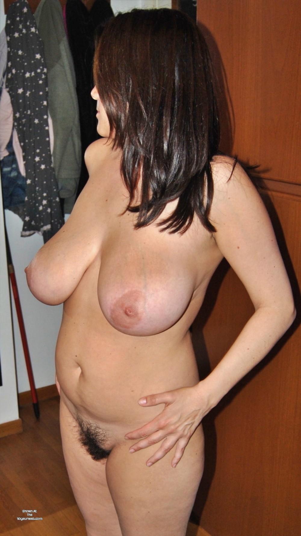 Large milf tits