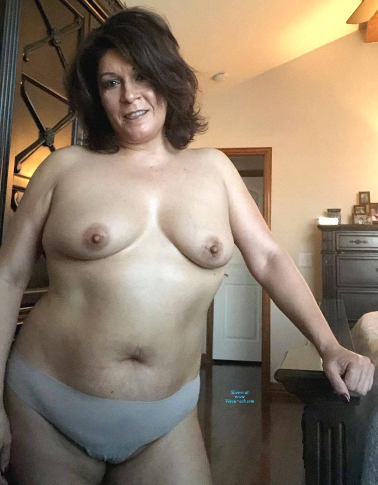 Pic #1Melissa - January 2019 - Nude Girls, Big Tits, Brunette, Mature, Amateur