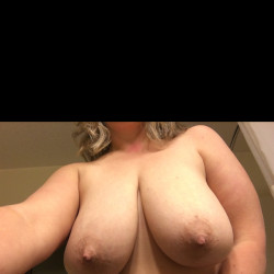 Very large tits of my wife - ADRACE