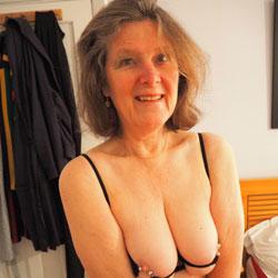 Some Lingerie - Big Tits, Lingerie, Mature, Amateur