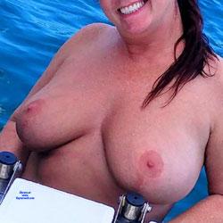 Boat Fun - Big Tits, Mature, Outdoors, Amateur