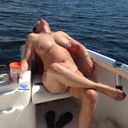 Wonderful Wife - Nude Wives, Big Tits, Mature, Outdoors, Amateur