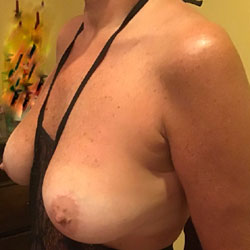 Ready And Waiting With Lingerie - Big Tits, Lingerie, Mature, Amateur