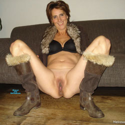 Dutch Melissa On The Couch 4 - Pantieless Girls, Mature, Shaved, Legs Spread Wide Open, Amateur
