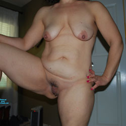 My Cougar Wife - Nude Wives, Big Tits, Bush Or Hairy, Close-ups, Pussy, Amateur