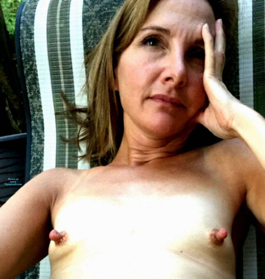 Pic #1 For You - Mature, Amateur, Long Nipples, Small Tits