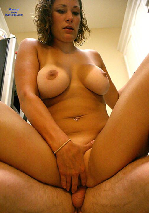 Pic #1Cum On Tummy - Nude Girls, Big Tits, Brunette, Cumshot, Penetration Or Hardcore, Pussy Fucking, Amateur