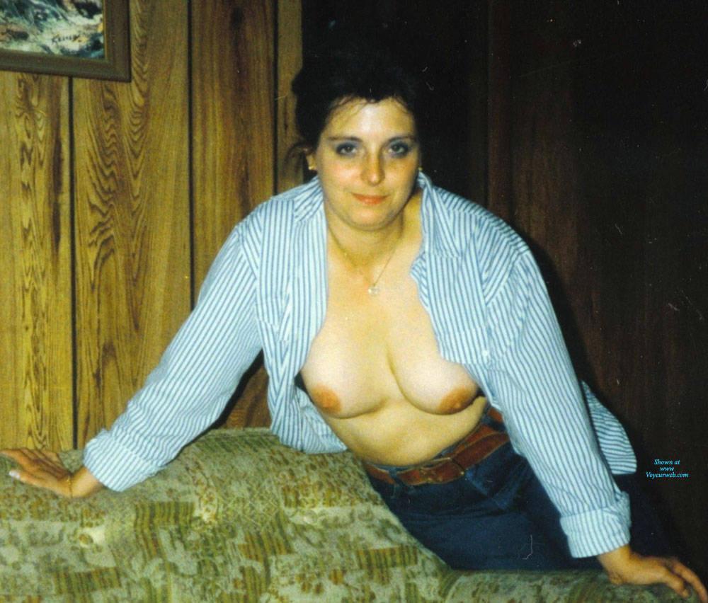 Pic #1 Vintage Sexy MILF 2 - Big Tits, Brunette, Amateur