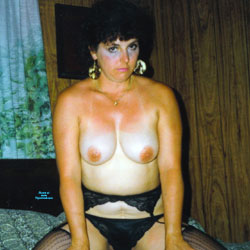 Vintage Sexy MILF 3 - Big Tits, Brunette, Lingerie, Bush Or Hairy, Amateur