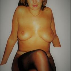Large tits of my ex-girlfriend - Valeria