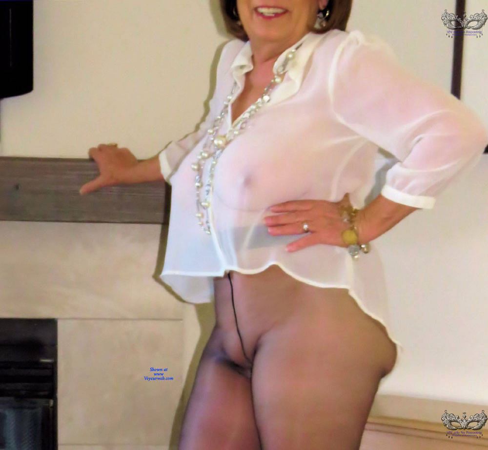 Pic #1 Mmmm Don't you Love Sheer - Mature, See Through, Wife/wives, Amateur, Women In See Through Clothes