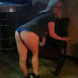 A neighbor's ass - Shannon