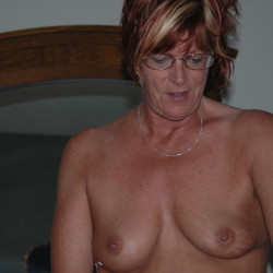 Small tits of my wife - The Mrs