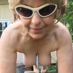 My medium tits - Lady Bee