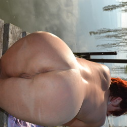 My wife's ass - The Mrs
