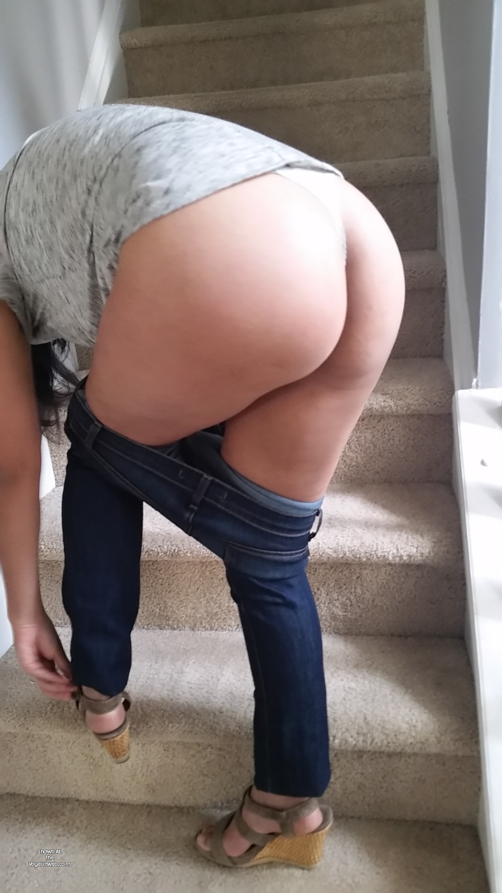 Pic #1 My wife's ass - Wife's Finest