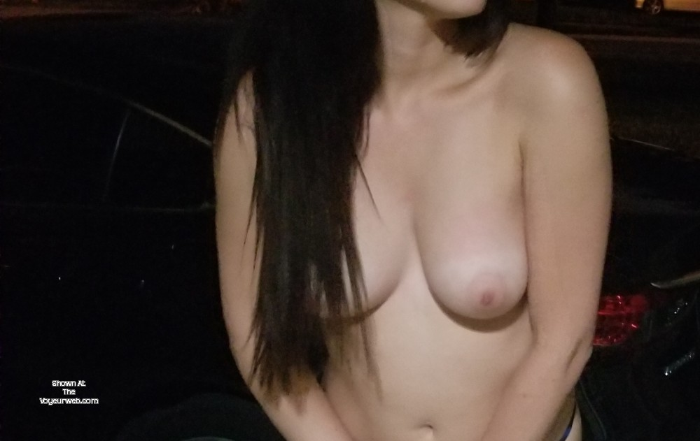 Pic #1 Large tits of my wife - MC Girl