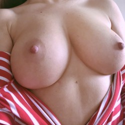 Large tits of my ex-girlfriend - Angela