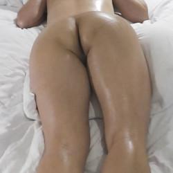 My wife's ass - Aey