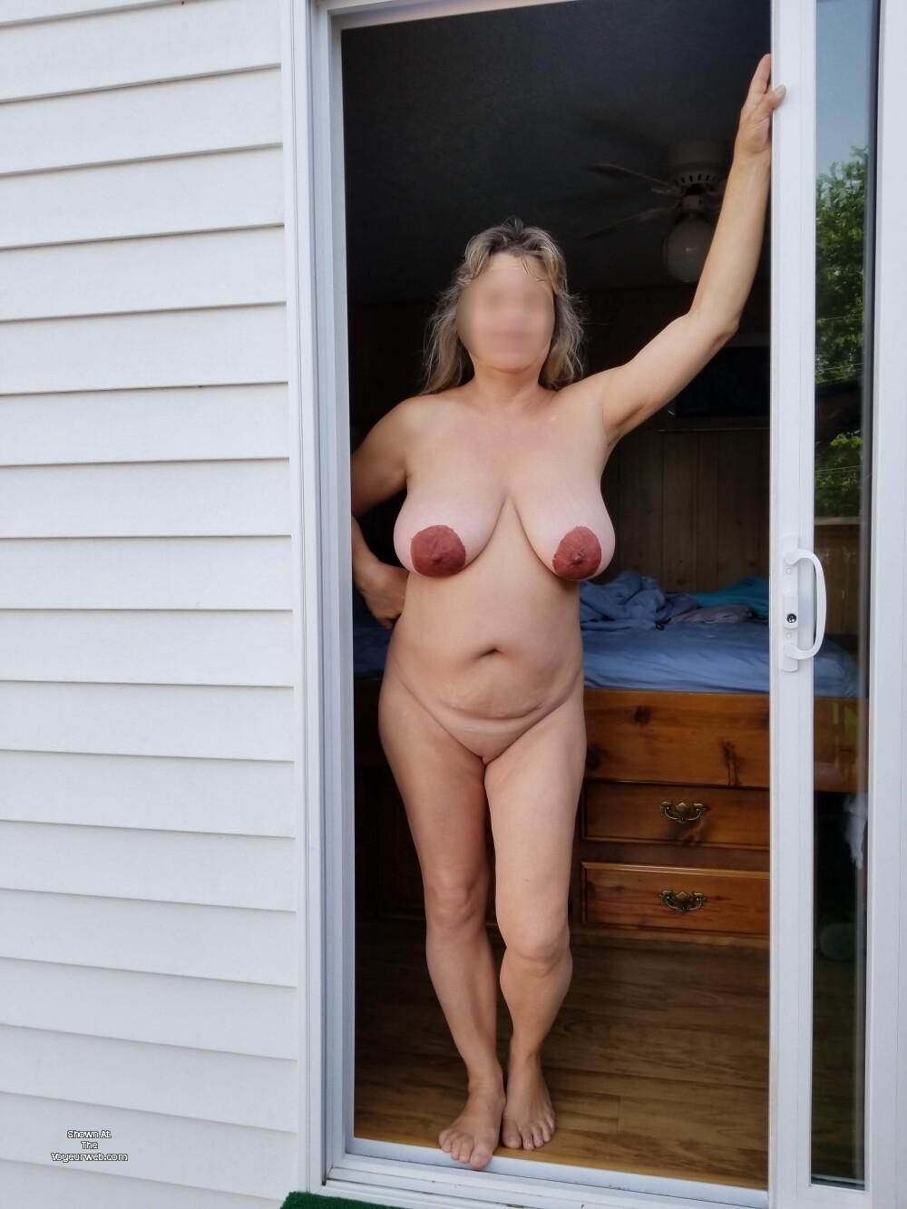 My big mature tits