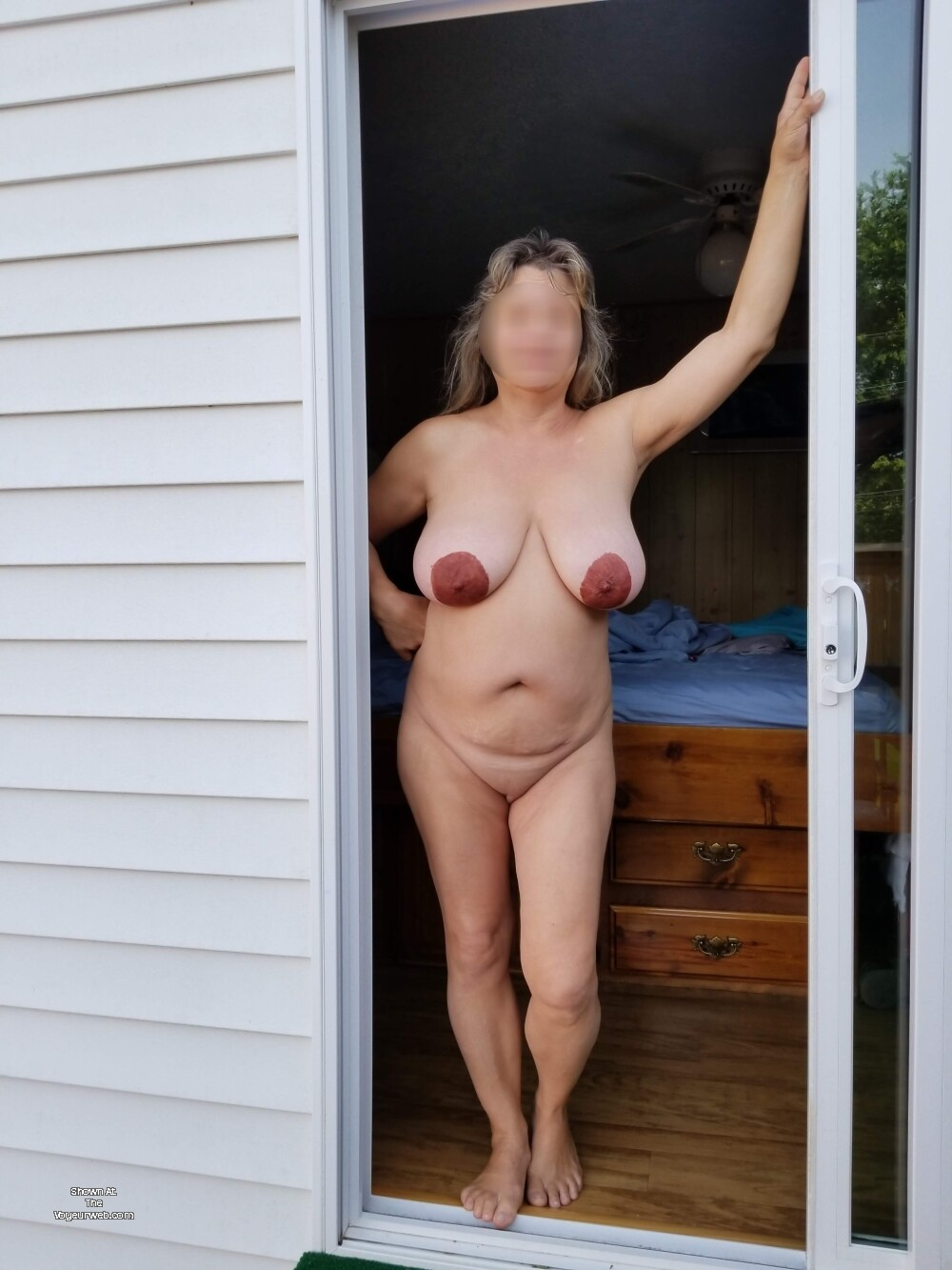 Very Large Tits Of My Wife Mature Wife June 2019 Voyeur Web