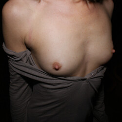 My very small tits - Jane B