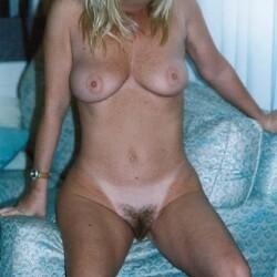 My large tits - Blonde Milf