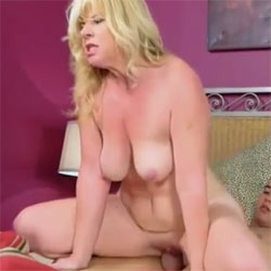 HotWife45 Riding a Young Stud in Slow Motion Video