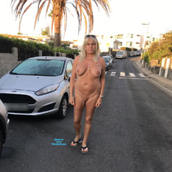 Sexy Sue UK Flashing