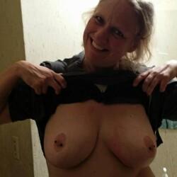Small tits of my wife - FlashFri101
