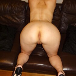 My wife's ass - sexykat
