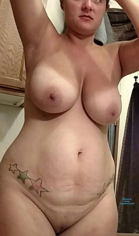 Big Natural Tits Facial