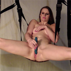 First Sex Swing Squirt