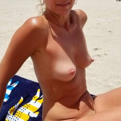 Small tits of my wife - Perfect titties