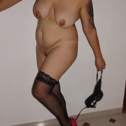 Large tits of my wife - Mini1980