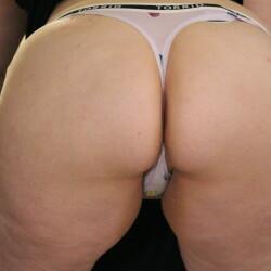 My wife's ass - Jennifer