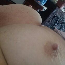 Large tits of my girlfriend - Rebecca